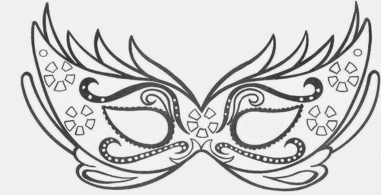 Maschere Di Carnevale Maschere Di Carnevale Da Colorare Didattica Scuola Primaria Maschere Halloween Maschere Disegni Da Colorare