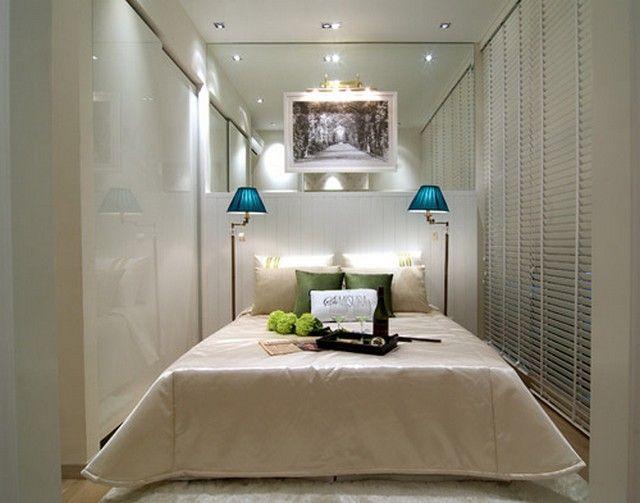 dormitorios pequeños - Buscar con Google   Tu casa   Pinterest ...