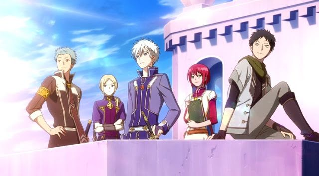 Snow White With The Red Hair Season 2 Is More Suspenseful