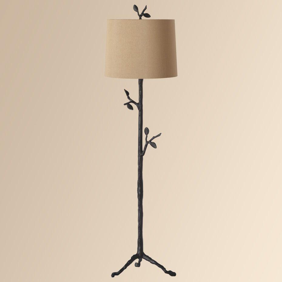 Chandelier Floor Lamps on Tree Floor Lamp Arhaus Furniture ...