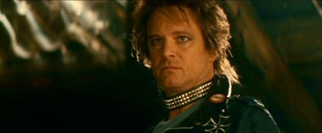 I hate Mamma Mia, but this was worht watching :D Colin Firth :D