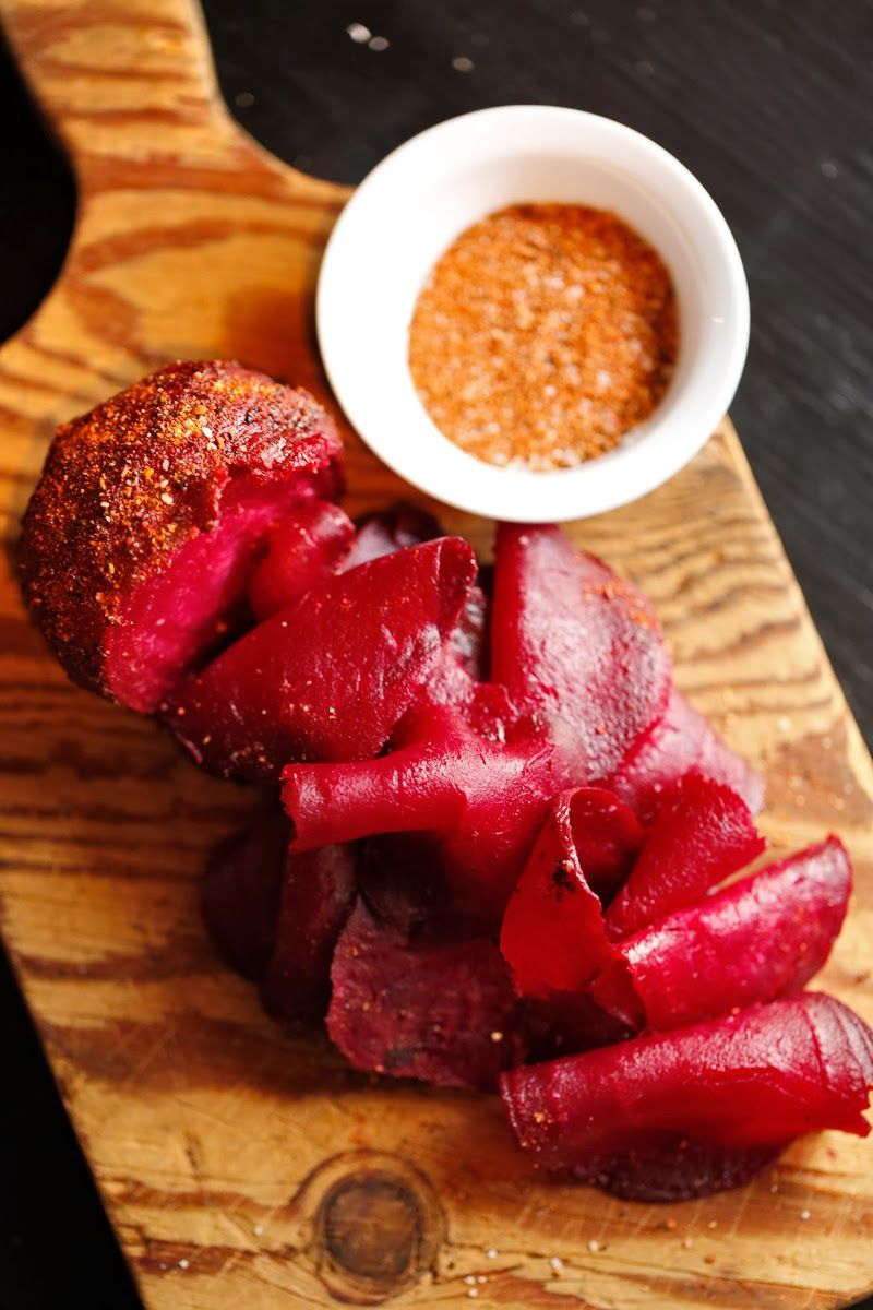 Pastrami Cured Beets Favorite Recipes Beet Recipes