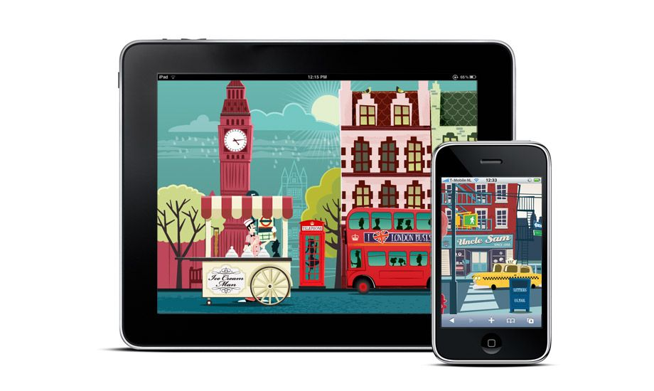 APPS DESIGNer and illustrator for iPad & iPhone Games