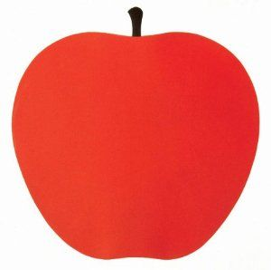 nzo Mari: La Mela - Red Apple Poster