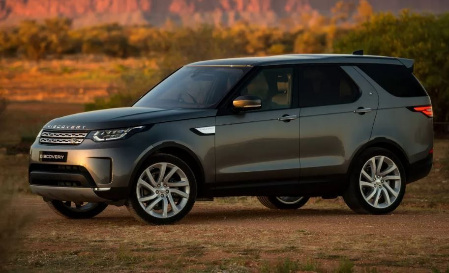 Land Rover Discovery HSE Luxury V6 2019 price