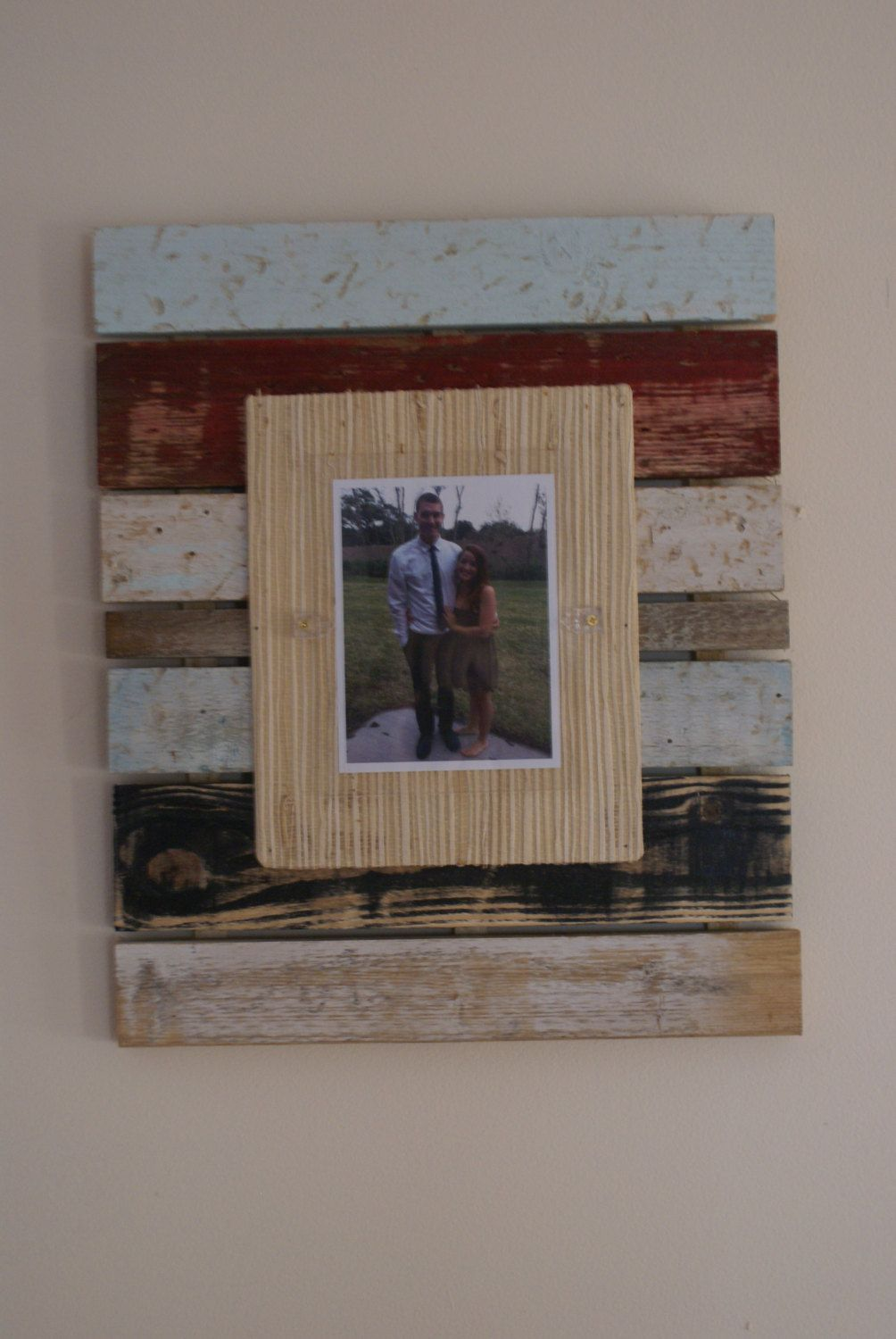 Distressed wood frame, reclaimed wood frame, Rustic picture frame, FREE SHIPPING wood picture frame, Reclaimed wood look frame, Rustic by Adamzoriginals on Etsy
