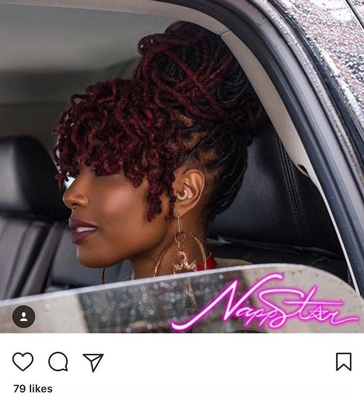 Trailblazing Loc Salon sur Instagram Shoutout to