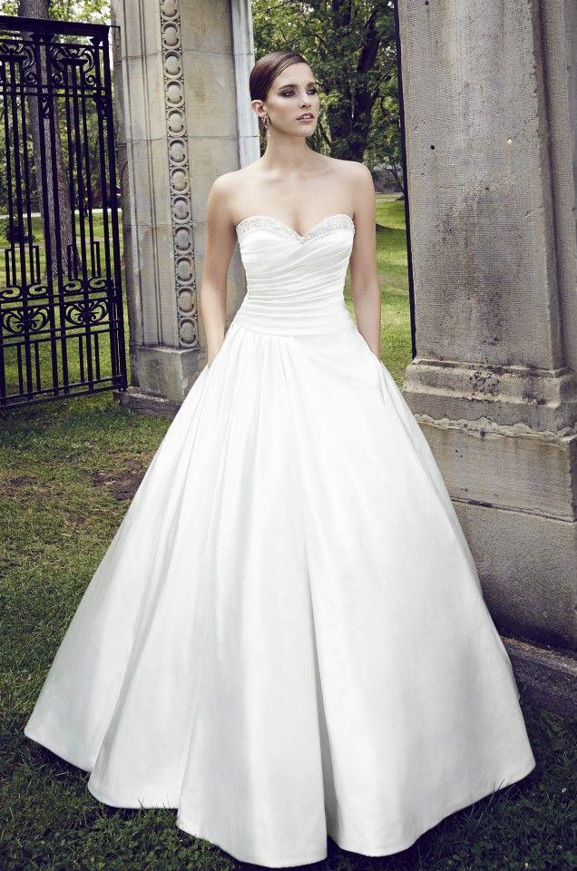 Bellos vestidos de novias | Colección Paloma Blanca | #Amor #Parejas ...