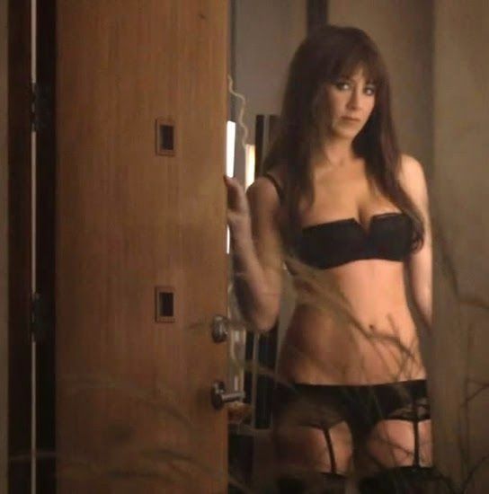 Jennifer Aniston Naked In Horrible Bosses