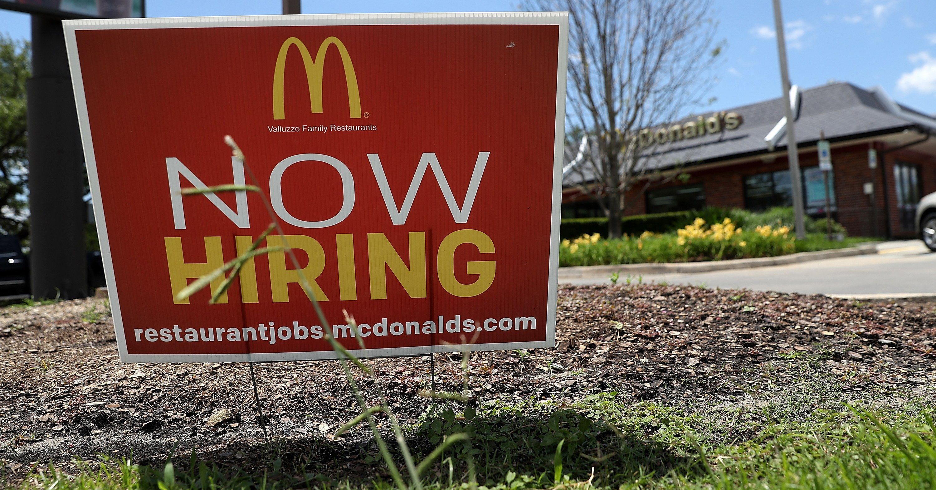 McDonald's Is Taking 10Second Job Applications on