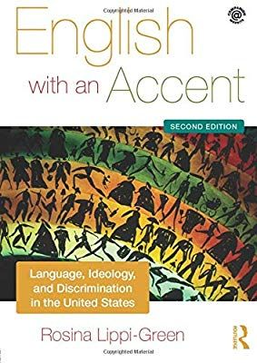 English with an accent book