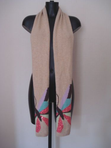 BN-LADIES-WINTER-KNITTED-WOOL-DESIGNER-BUTTERFLY-BY-MATTHEW-WILLIAMSON-SCARF
