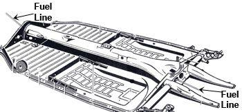 1974 Vw Beetle Fuel Line Diagram