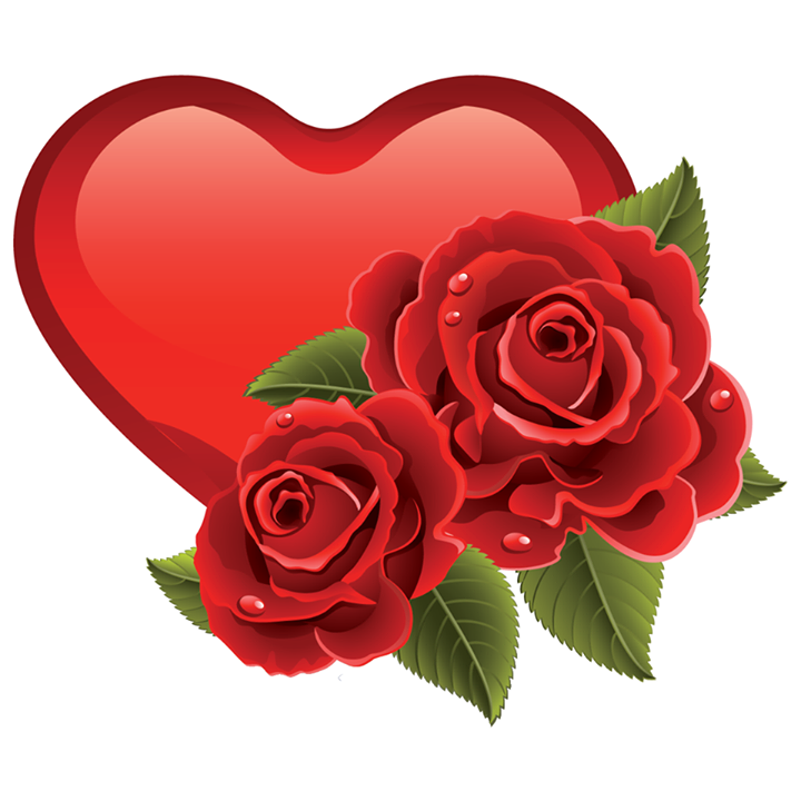 Images Of Roses And Hearts For Facebook Imaganationface