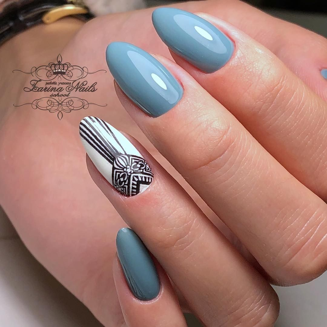 Welcoming March With 35 Beautiful Nail Ideas