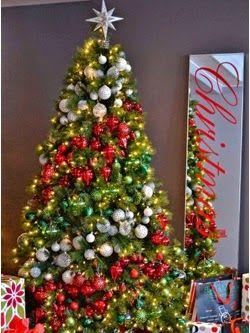 cmo decorar el rbol de navidad como decorar el rbol de navidad 2014 como