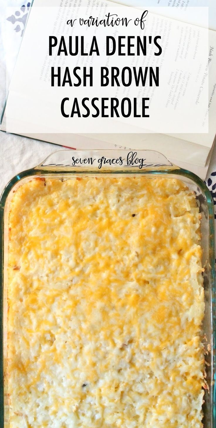 Favorites Of The Week Hash Brown Casserole Contemporary Christian