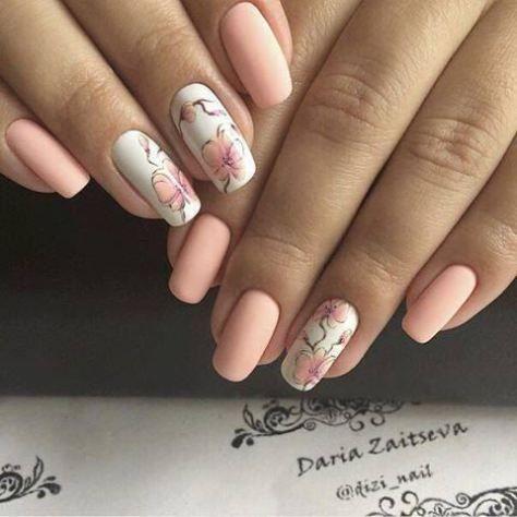 70 + Cute Simple Nail Designs 2017 - 70 + Cute Simple Nail Designs 2017 Nail Design Ideas Pinterest