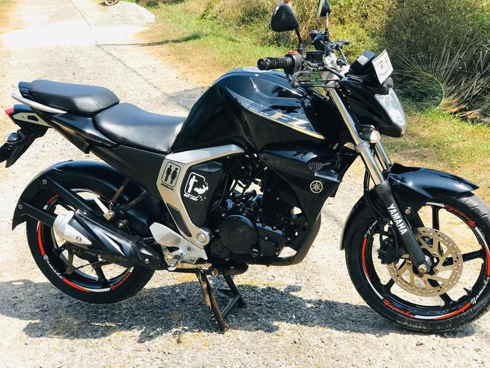 Yamaha Fz V 2 0 Model Bike For Sale In Muttakkarai In 2020 Bikes