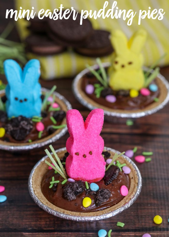 Easter Dirt Cake Recipe With Images Easter Sweets Easter