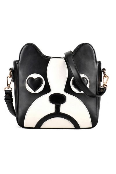 Dog Head Shoulder Bag With Images Crossbody Clutch Purse