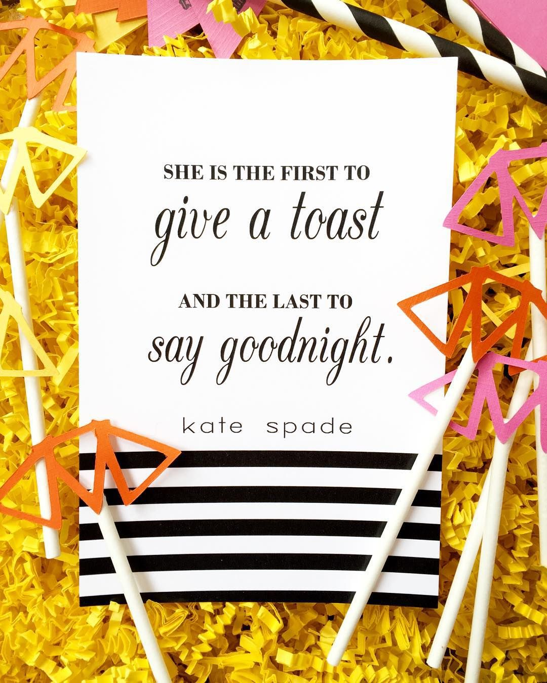 Kate Spade Quotes Kate Spade Quote  Inspirational Phrases & Sayings  Pinterest