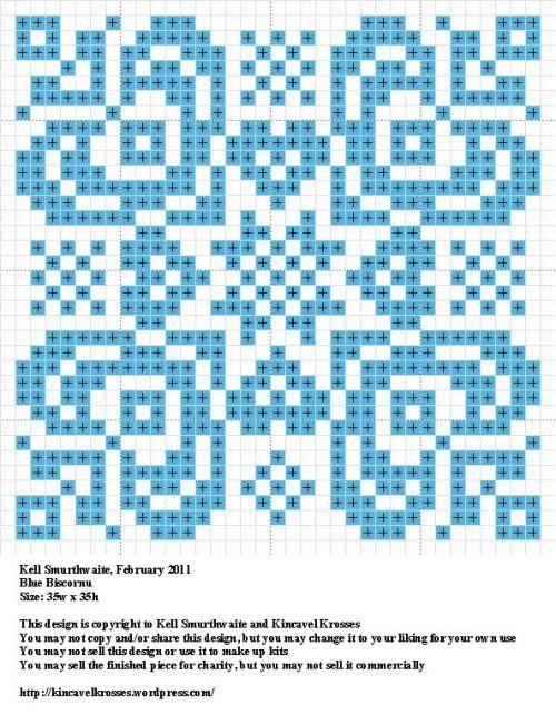 Biscornu | Patterns | Biscornu cross stitch, Cross Stitch ...