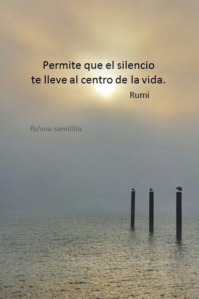 Rumi 3 frases en imagenes