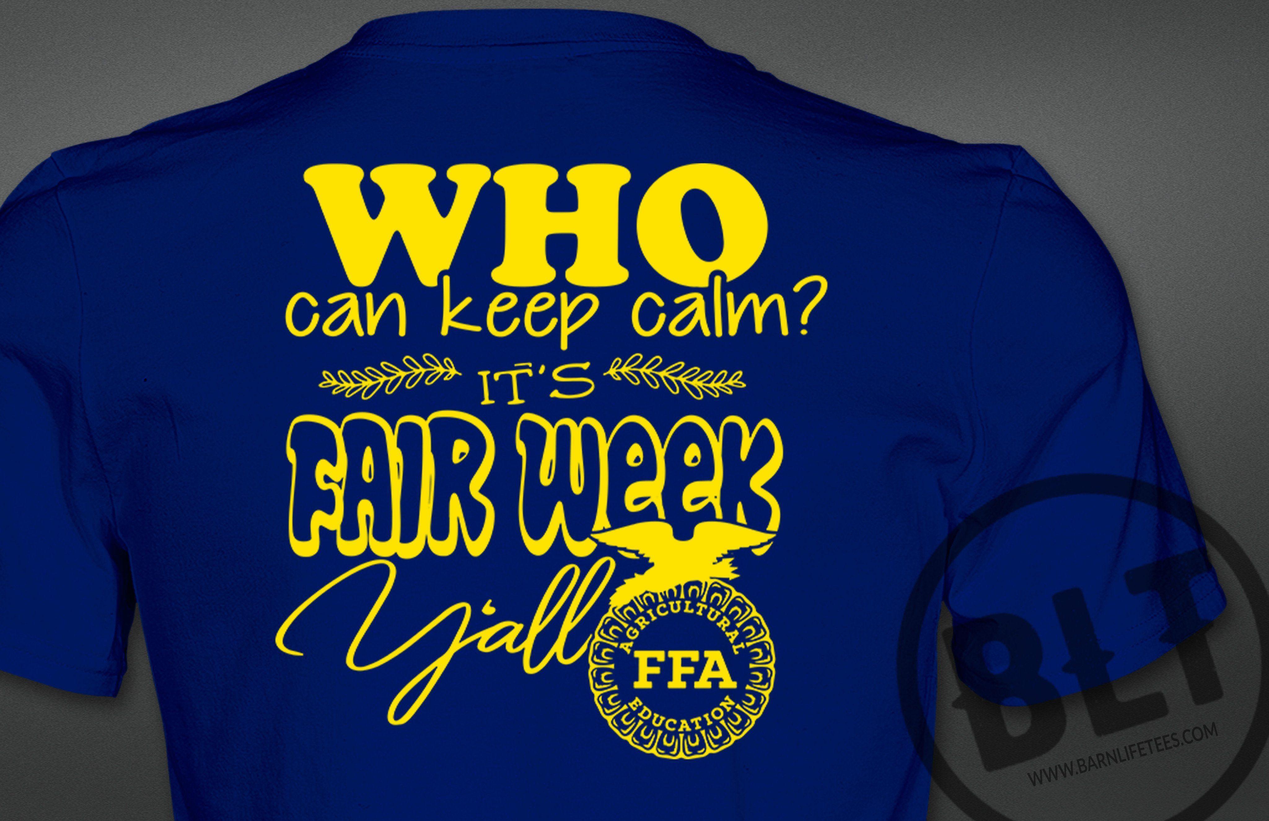 Fair Week Ffa