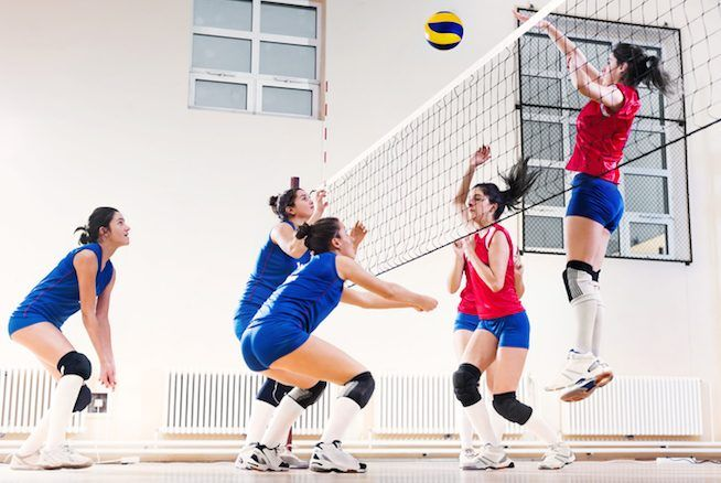 The Guide To Volleyball Conditioning Workouts Stack In 2020 Volleyball Conditioning Conditioning Workouts Roller Workout