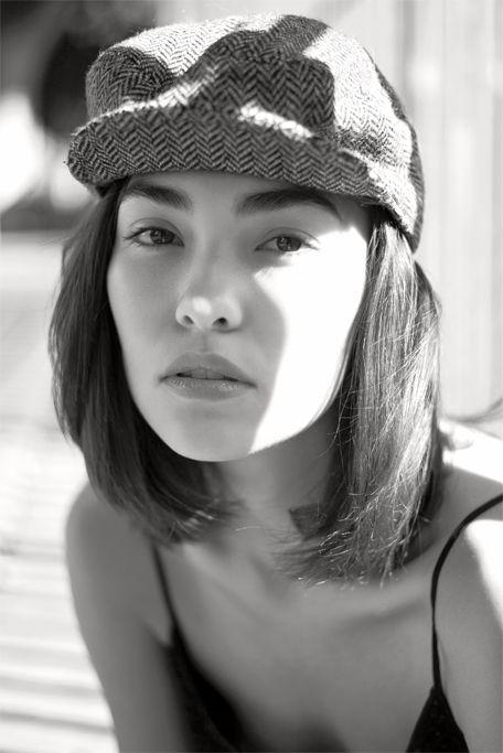 Sydney in Los Angeles, 2014  Photographer: Matt Borkowski Model: Sydney Schafer, Nous Models // eye-browz