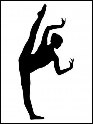 Ballerina Stencils Free Stencils Printables Ballerina Wall Art Stencils
