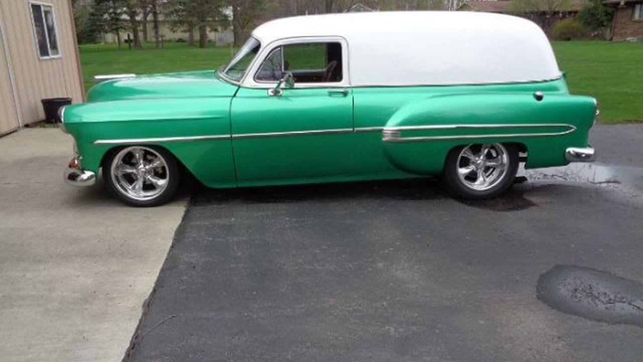 1953 Chevrolet Sedan Delivery for sale near Cadillac, Michigan 49601 ...