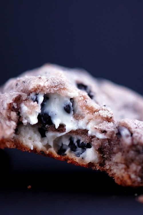 Cookies and cream cookies!