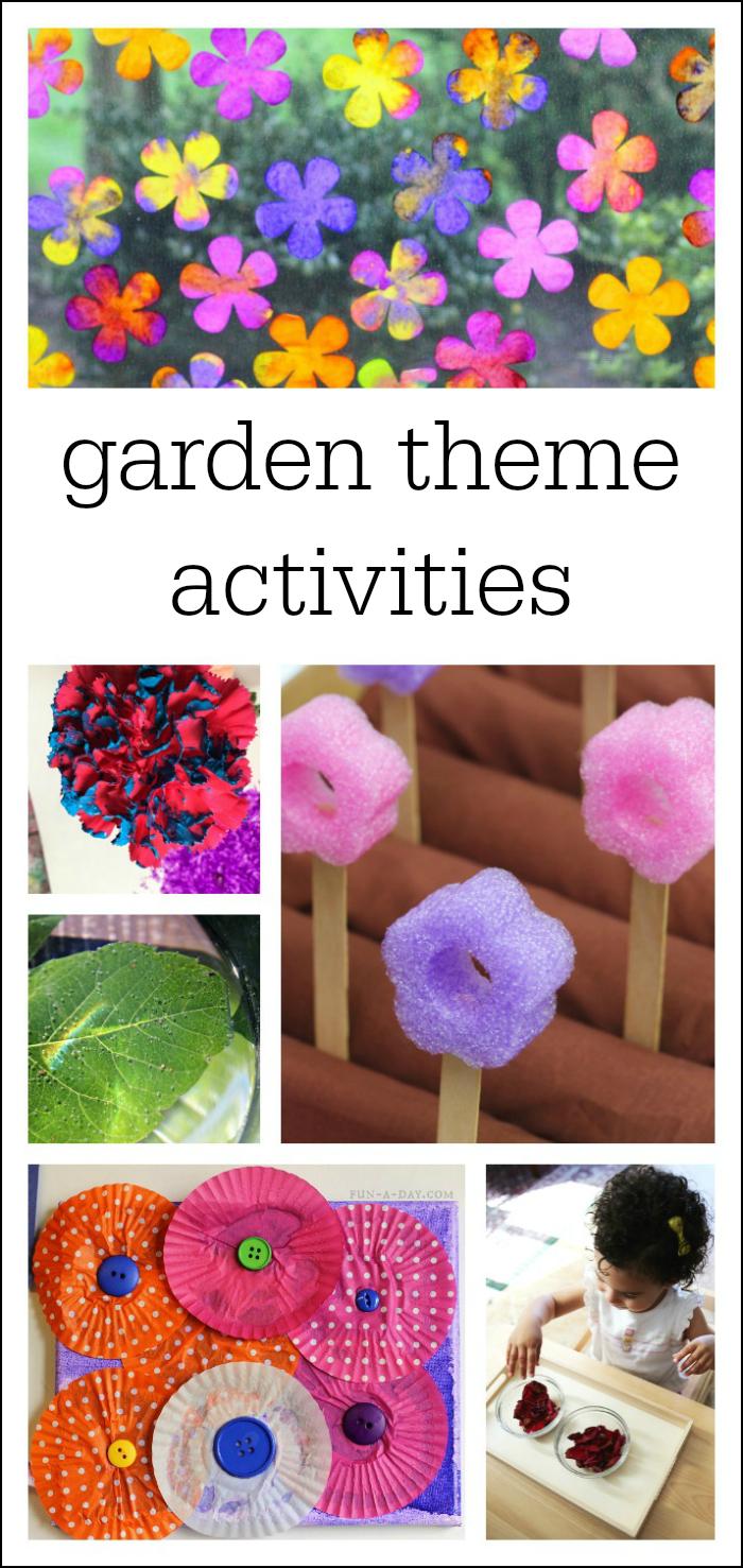 10 Must Try Ideas For A Preschool Garden Theme Fun A Day Preschool Garden Preschool Projects Spring Preschool [ 1477 x 700 Pixel ]
