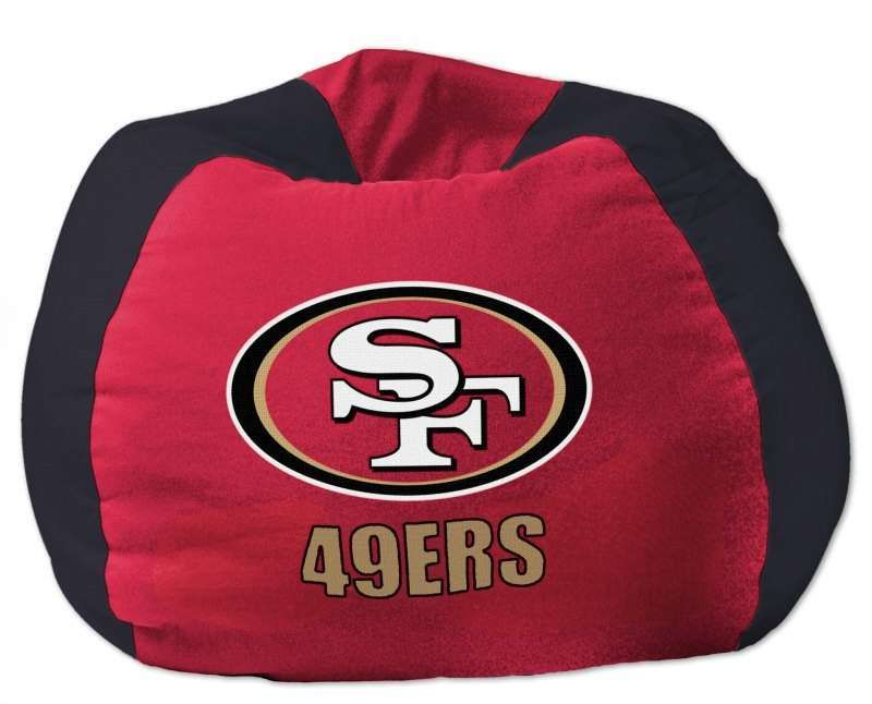San Francisco 49ers Nfl Bean Bag Chair By The Northwest