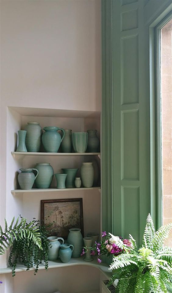 Best Paint Colour Of The Week Breakfast Room Green Green 400 x 300