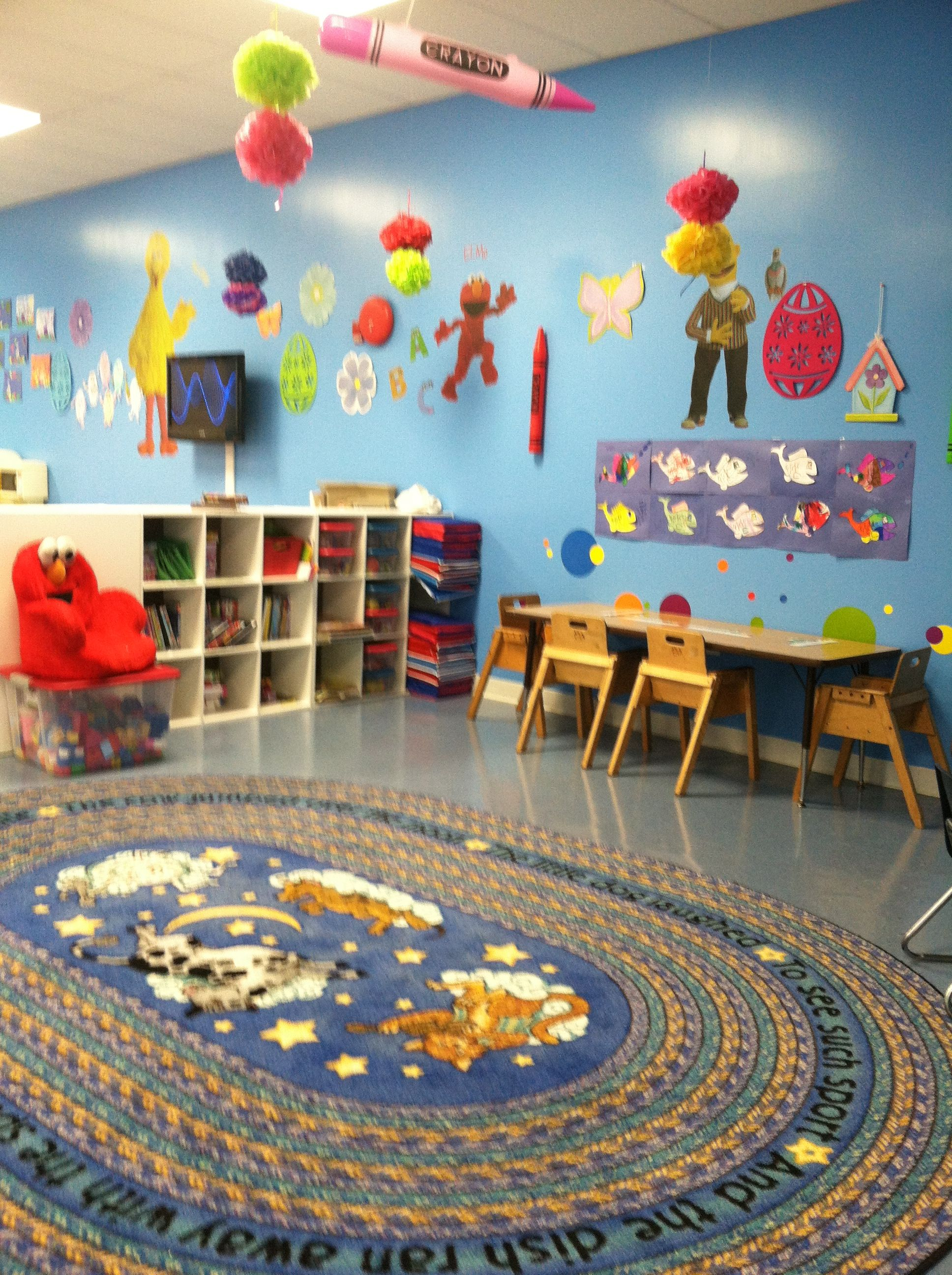 Daycare Classroom Decoration