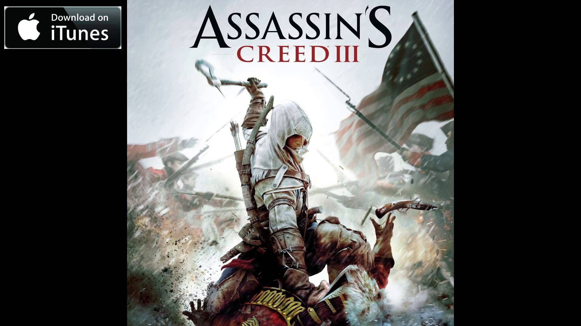 Assassin's Creed 3 / Lorne Balfe - Through the Frontier (Track 07)