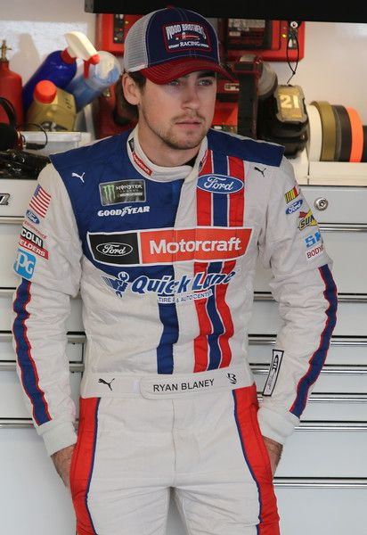 Ryan Blaney Photos Photos Martinsville Speedway Day 1 Ryan