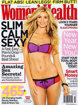 Free Women's Health Magazine