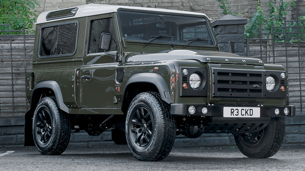 These Custom Land Rover Defenders Are Absolutely Insane Land Rover Todoterreno Autos