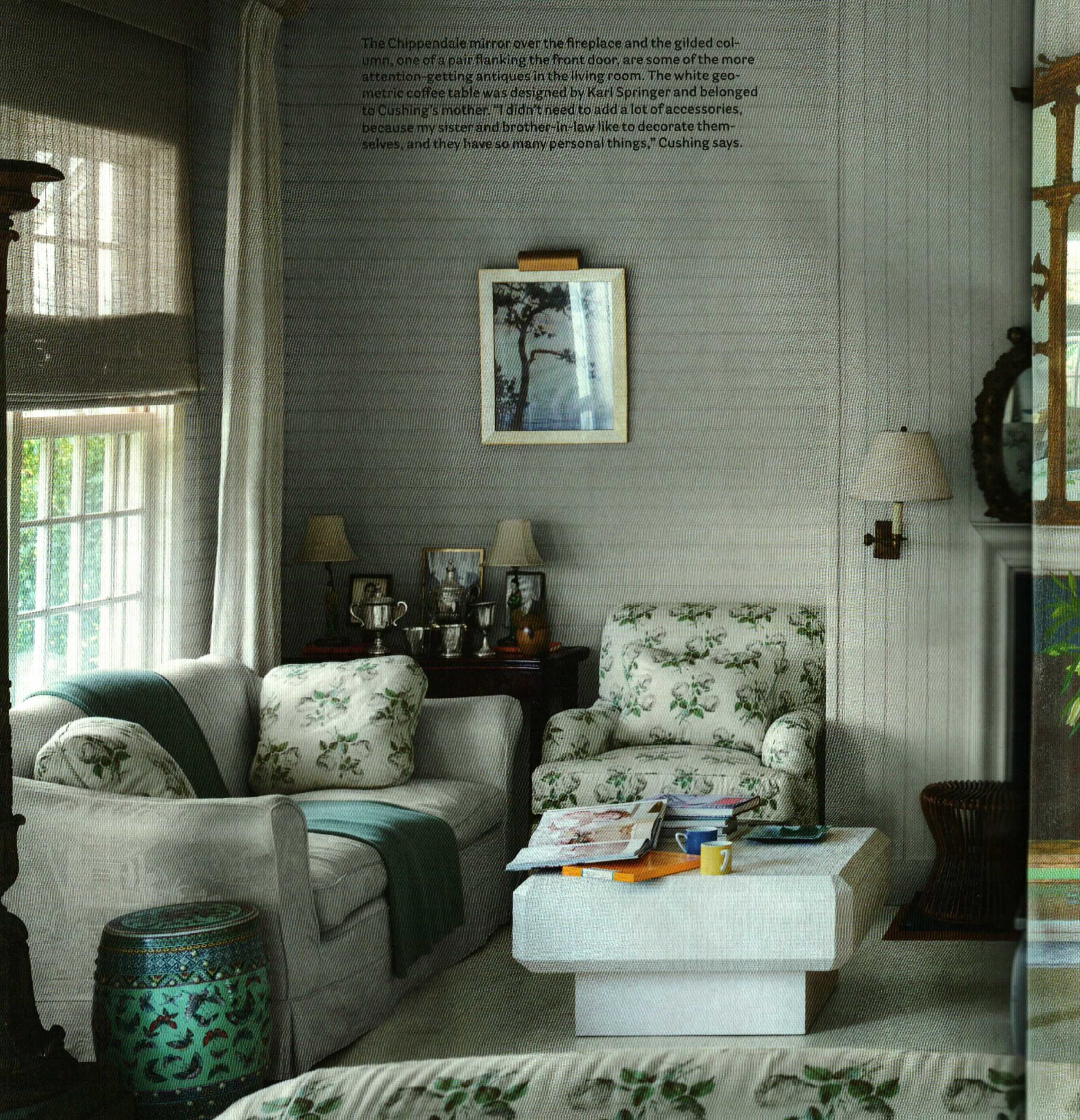 Bowood Chintz In Southhampton Home In
