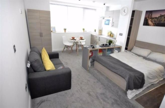 1 bedroom flat to rent in Charles Street, Manchester, M1 ...