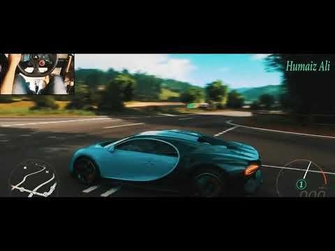 Forza Horizon 4 PC 4K Gameplay Logitech g29 gameplay | Forza Horizon