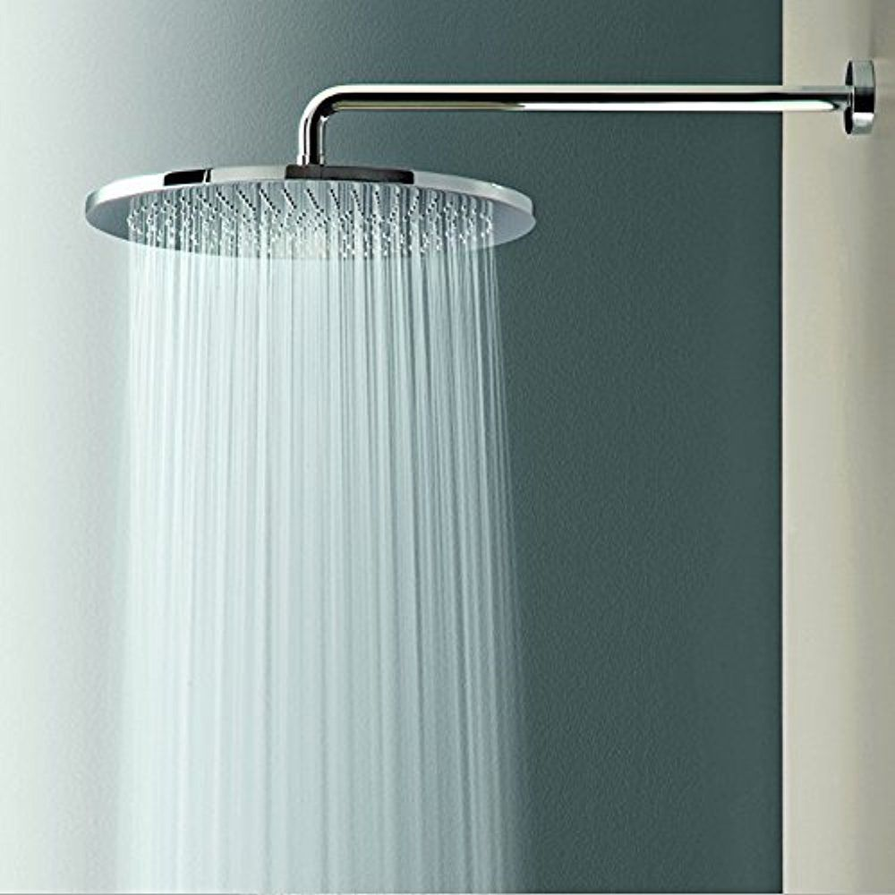 Best Rain Shower Head With High Pressure.Rainfall Shower Head High Pressure 9 2 Round For Bathroom