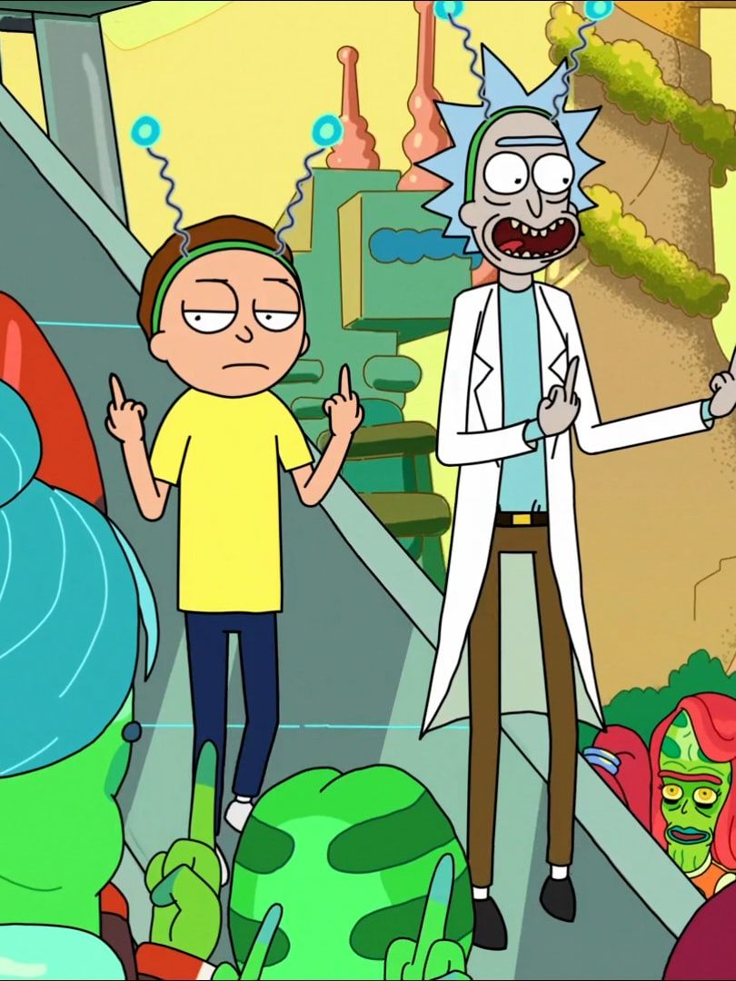 How To Make The Best Rick And Morty Costumes For