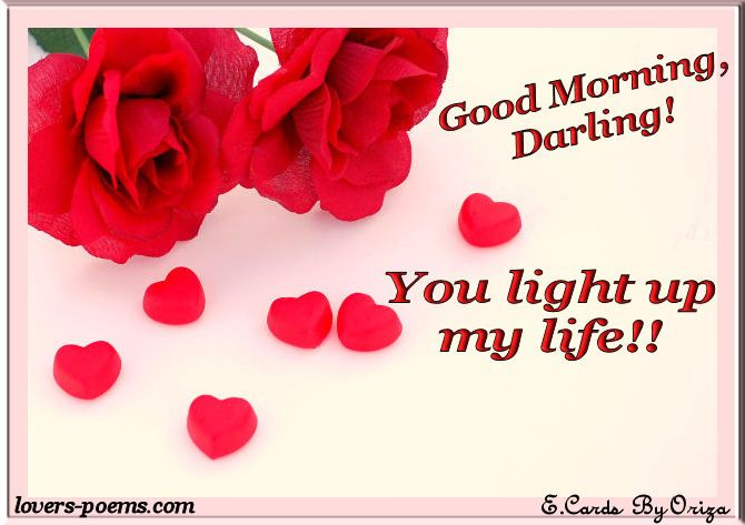 Pick One Of These Lovely Good Morning Love Quotes For Him Or Her If