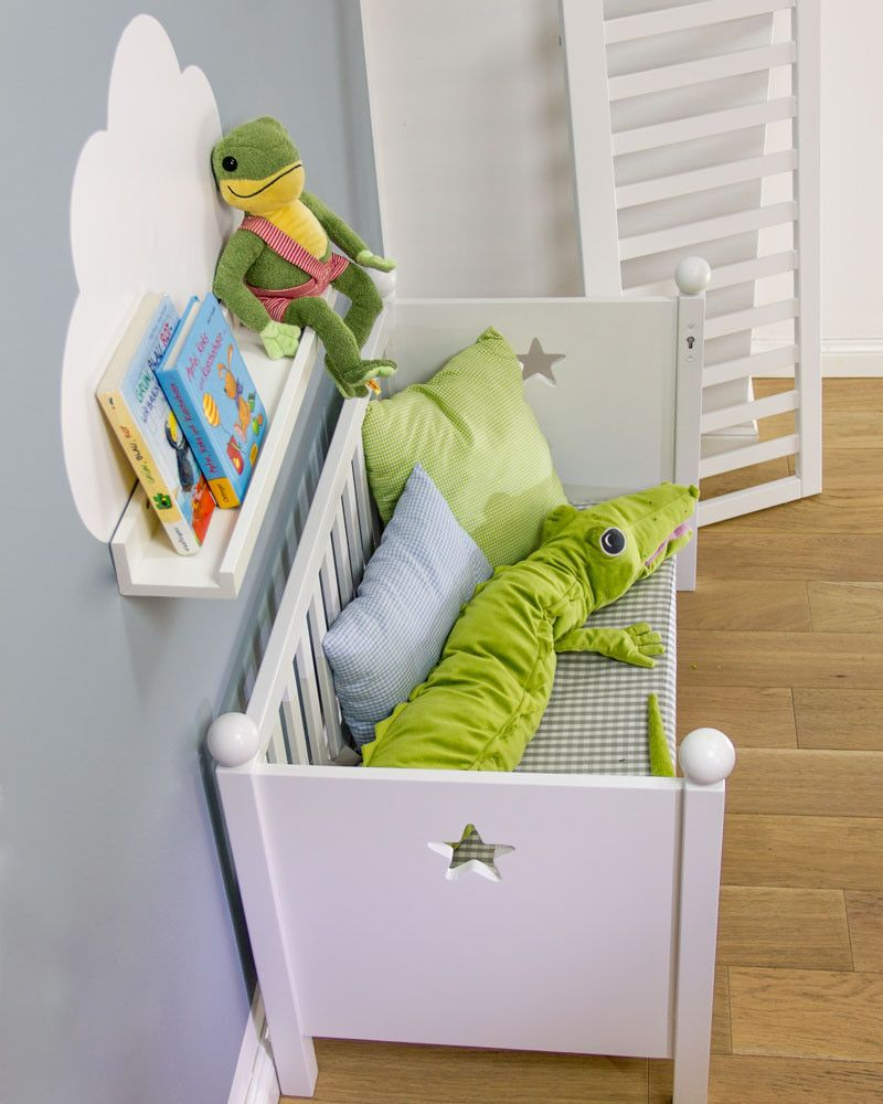 Kinderzimmer wolken wandtattoo limmaland ideas cuarto baby girl pinterest mobiliario - Mobiliario habitacion bebe ...