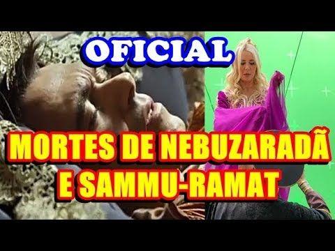 Oficial: Saiba como serão as mortes de Nebuzaradã e Sammu Ramat na novel...